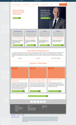 Direct Energy Competitors, Reviews, Marketing Contacts