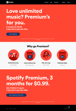 Spotify Competitors, Reviews, Marketing Contacts, Traffic